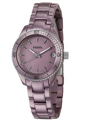 purple ladies Fossil Watch ! ! ! !