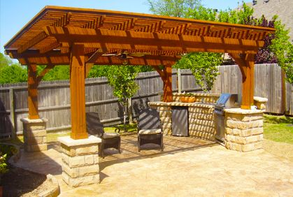 Diy Outdoor Kitchen  Task That A Do It Yourself Homeowner Can Unique Outdoor Kitchens And Patios Designs Inspiration