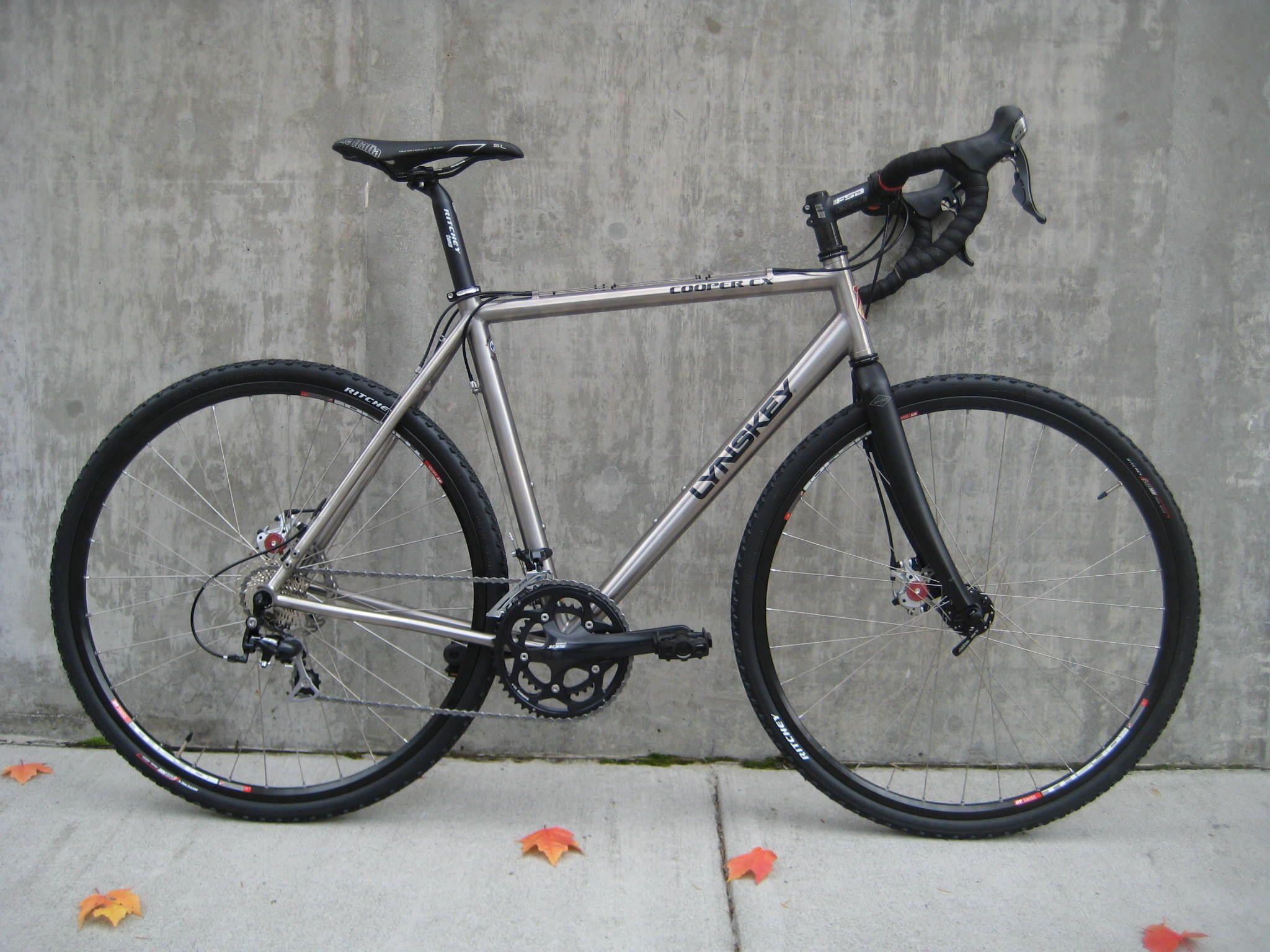 Lynskey Cooper Cx Cyclocross Bike