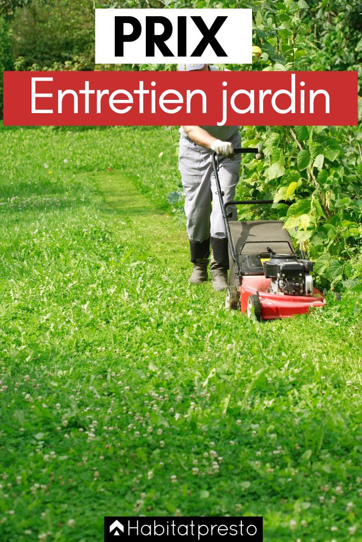 Entretien du jardin : combien va-t-il vous coûter ? | Jardinage ...