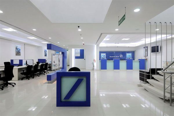 interior bank design | Bank Interior