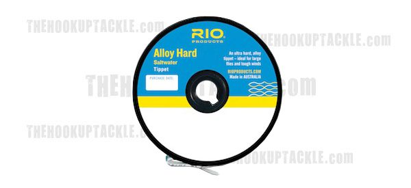 RIO - Alloy Hard Saltwater Mono at 30 yards from 6-30 lbs. | http://www.thehookuptackle.com/fishing-Line/RIO/Alloy+Hard+Saltwater+Mono
