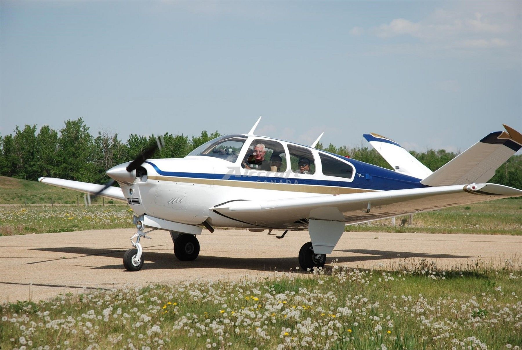 1966 Beechcraft Bonanza V35 for sale in Edmonton, AB
