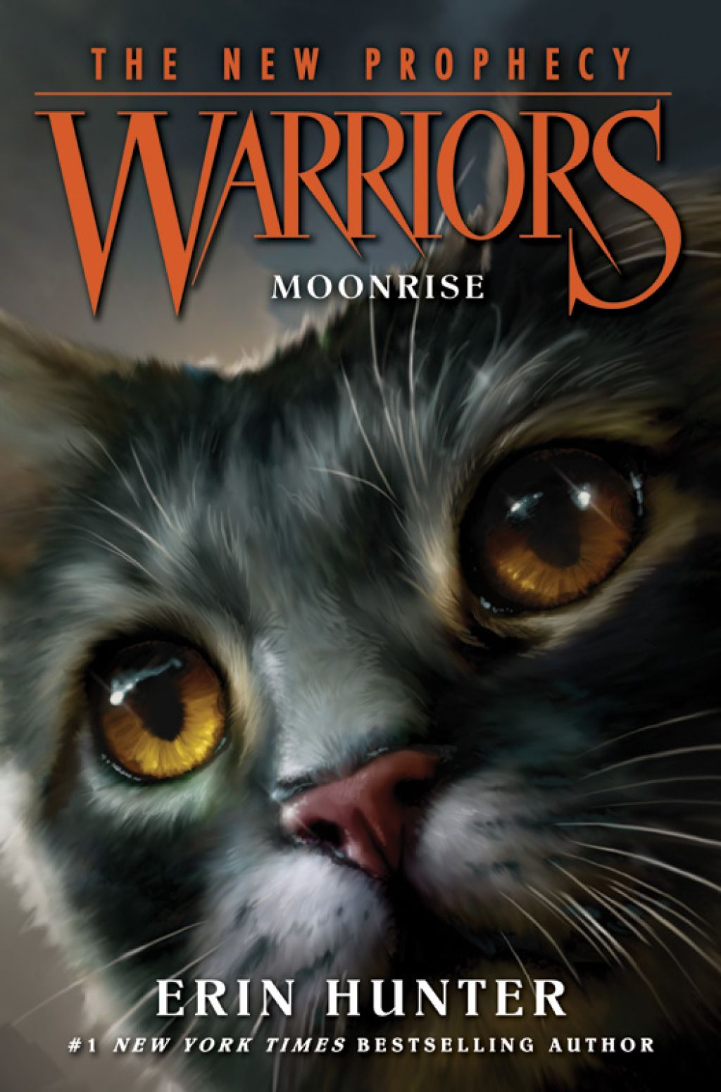 Warriors The New Prophecy 2 Moonrise (eBook) (With