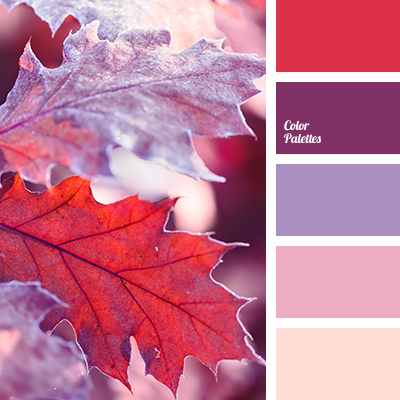 Blackberry Color Matching Solution Crimson Delicate Pink Lavender Light Purple Pale Peach Red Palettes