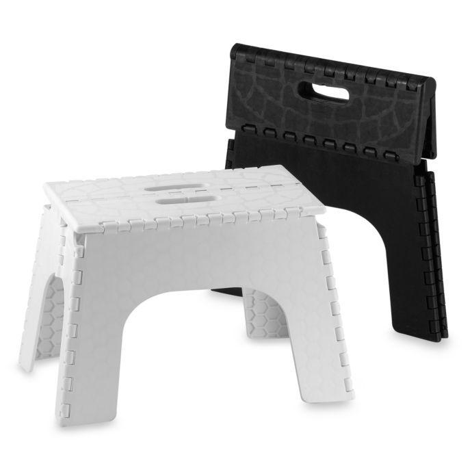 Ez Foldz 12 Inch Folding Step Stools With Images