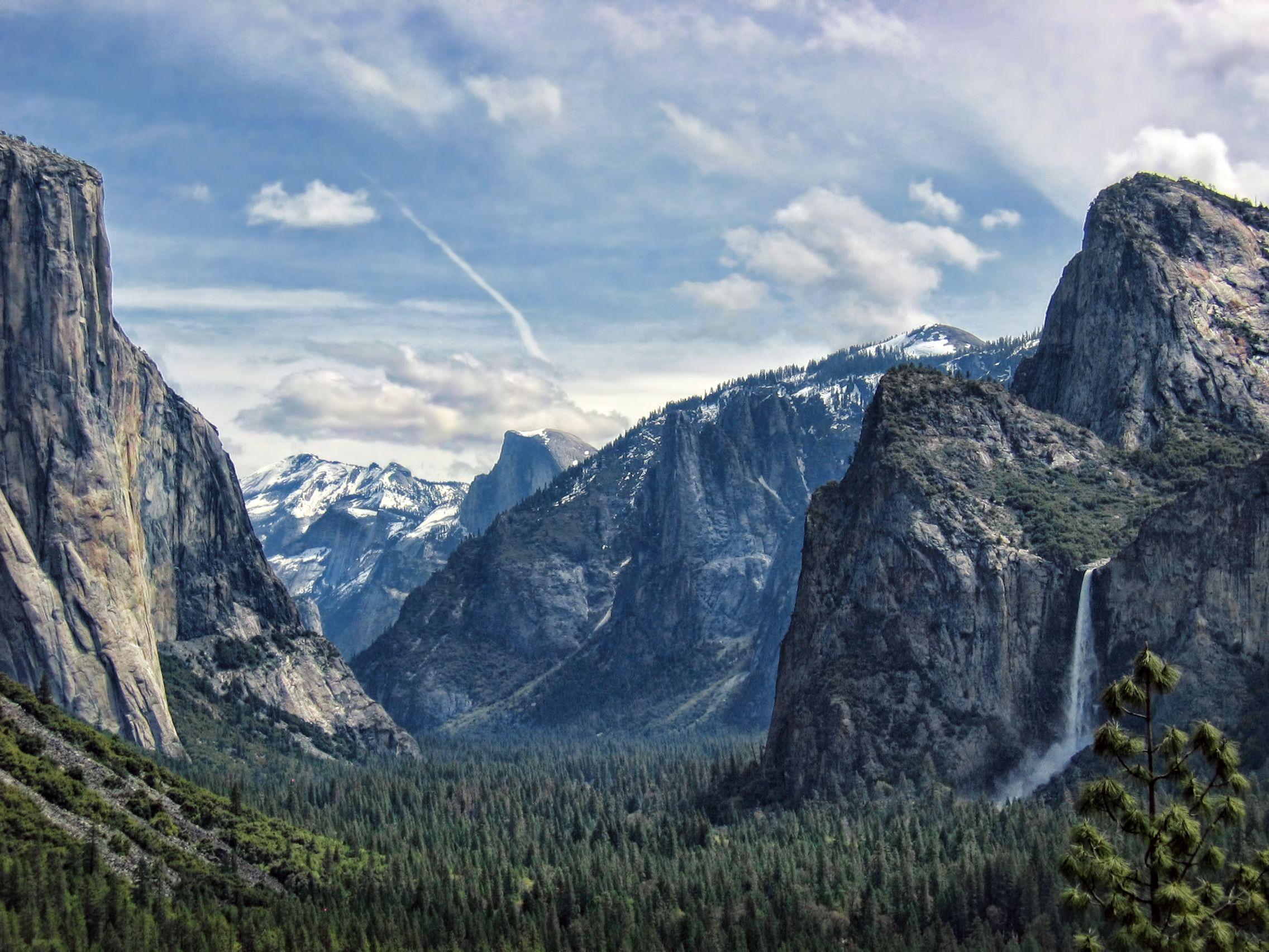 Klettersteig Yosemite : Yosemite valley national park ca target mapping