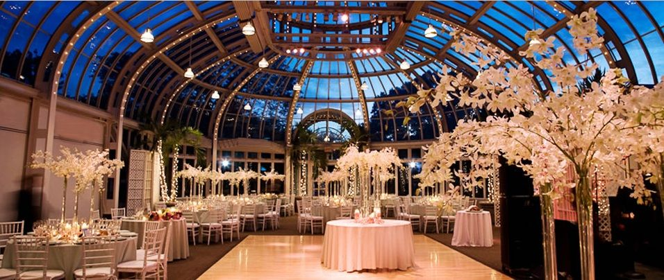 Palm House at Brooklyn Botanical Gardens WEDDINGS EVENTS New