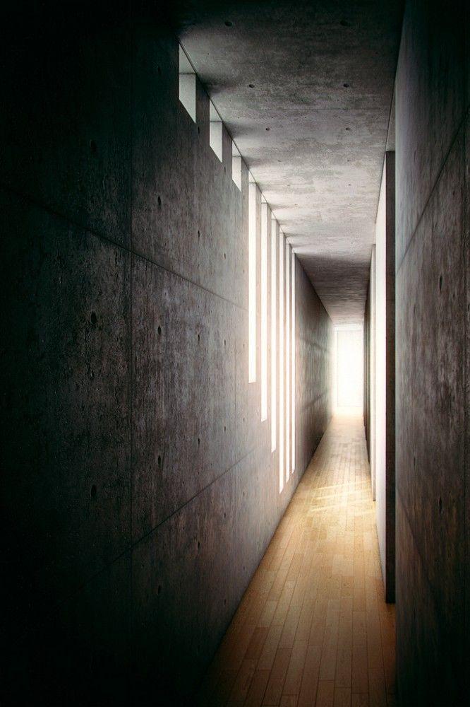 by Tadao Ando