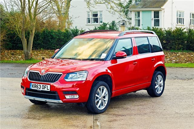 Skoda Yeti 2009 Car Review Honest John Bicycle Bag Car