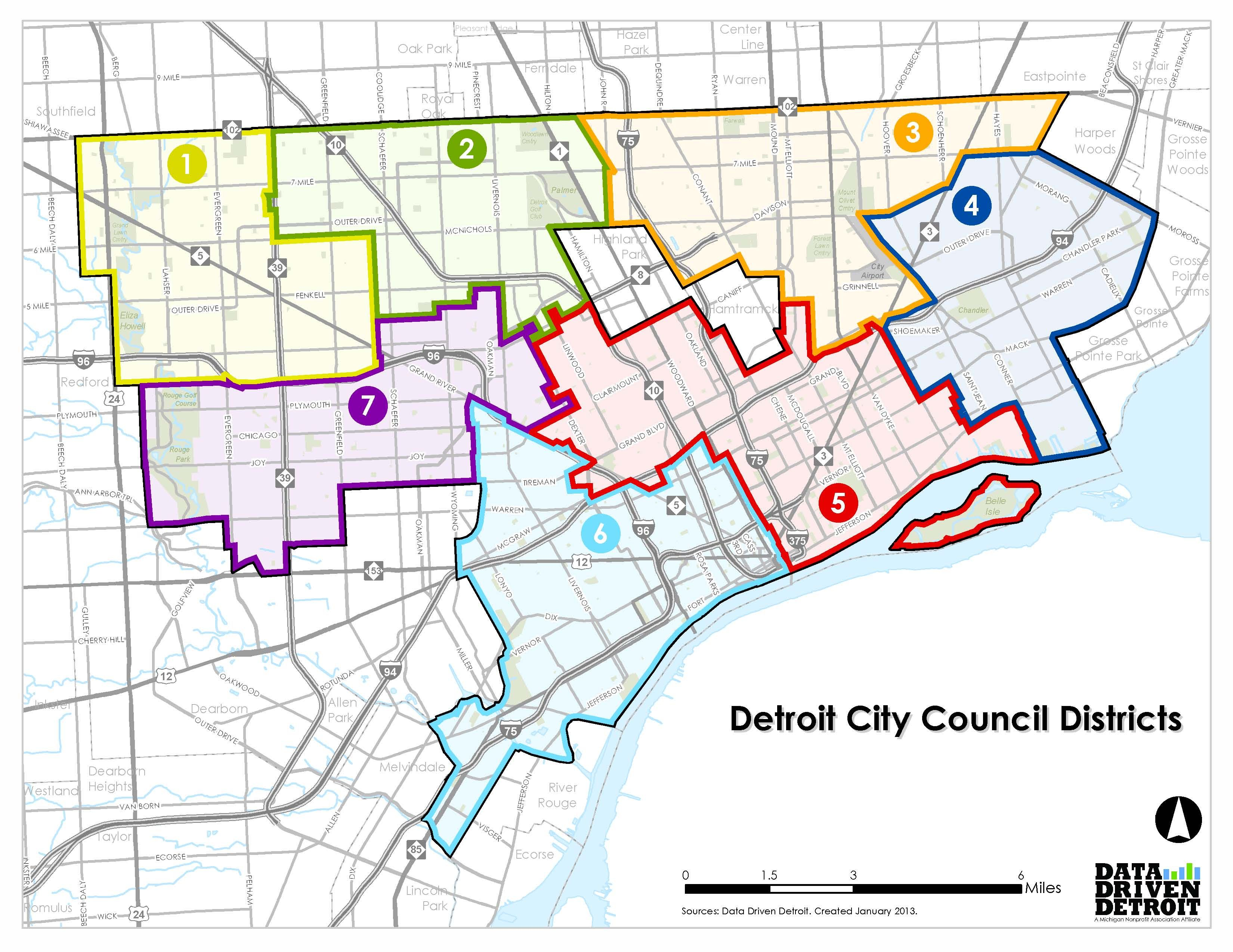 Information by district my corktown my detroit pinterest explore city council detroit michigan and more aiddatafo Image collections
