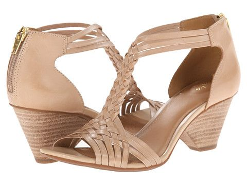 adc76a8dcb3 Clarks Ranae Monique Nude Leather - Zappos.com Free Shipping BOTH Ways