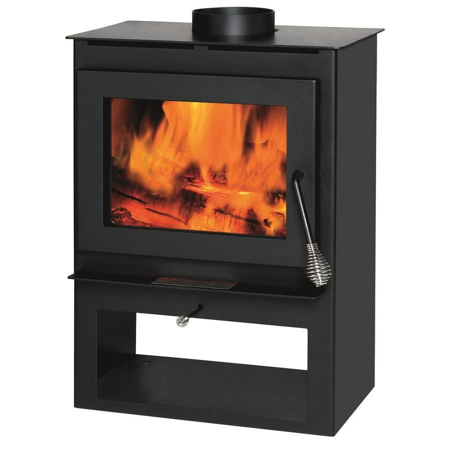 Summers Heat 1200 Sq Ft Wood Burning Stove Englander Wood Stove