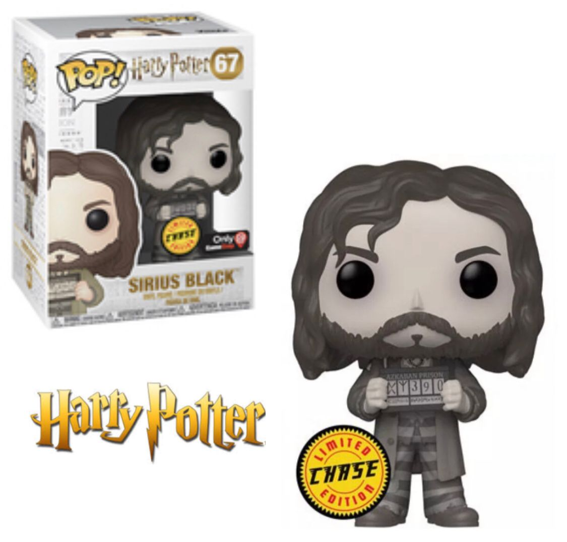 Harry Potter 6570 Sirius Black Pop Vinyl