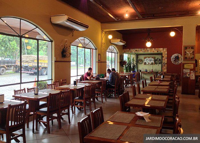 Resultado de imagen para estilo rustico restaurantes Ambientación restaurante Pinterest  # Decoração De Restaurante Rustico