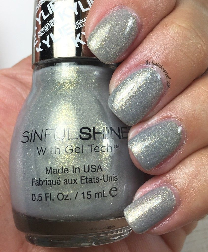 Slay Grey from the King Kylie Collection by SinfulColors ...