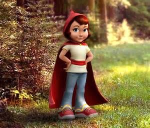 Hoodwinked Red Princess Dolls Red Red Riding Hood