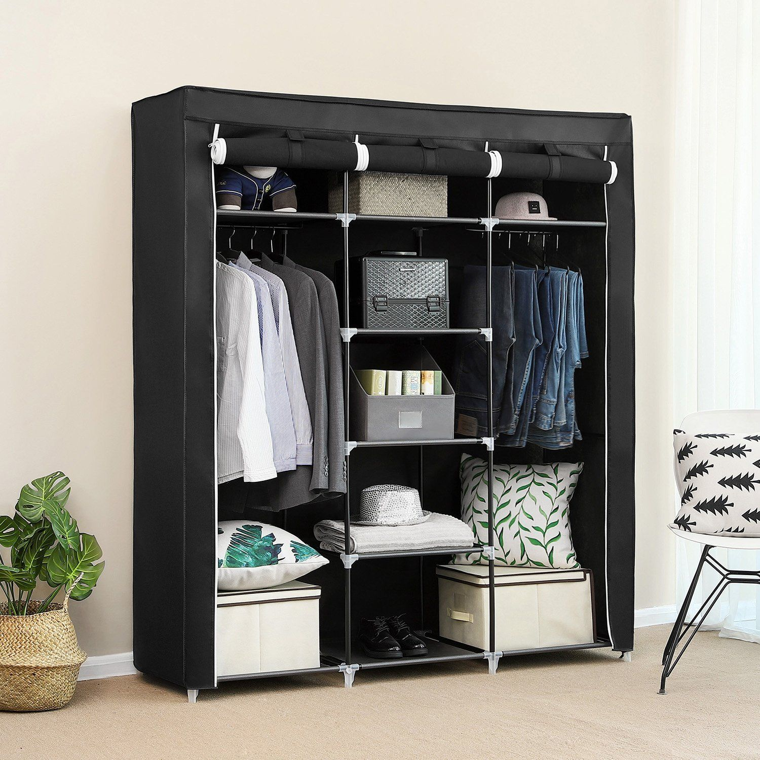 Ongmics Portable Clothes Closet