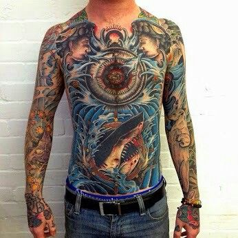 Nautical chest piece posted by Dtagonheart