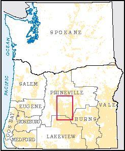 central oregon rockhounding map Central Oregon Rockhounding Map Locator Map Rock Hounding central oregon rockhounding map