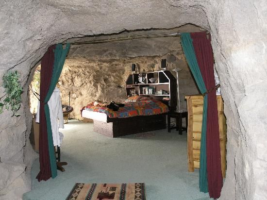 Cave in New Mexico