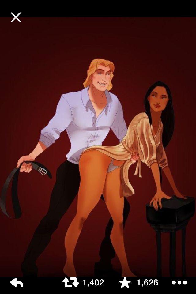 disney porn for adults - 50 shades of Disney