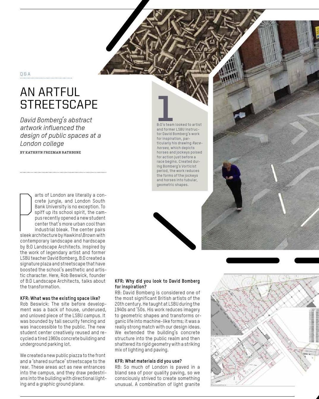 #ClippedOnIssuu from Design Bureau Issue 22