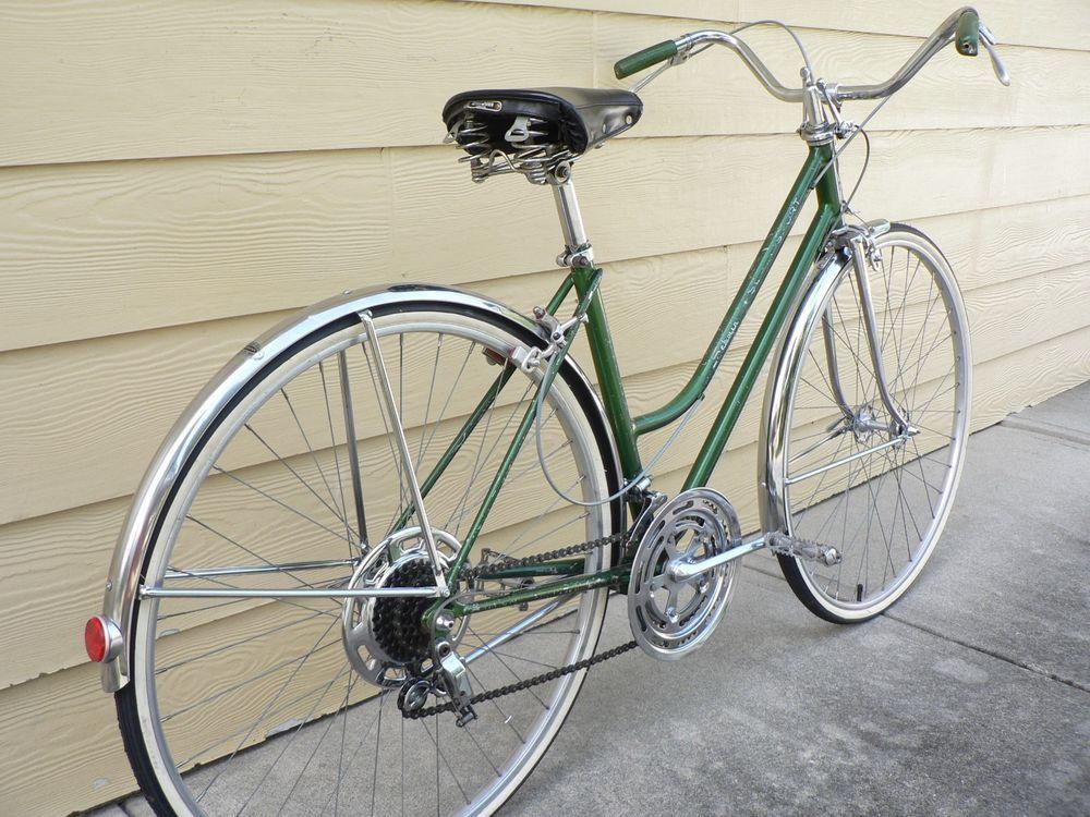 1967 Schwinn Super Sport Tourist 10 speed womens bicycle Campus ...