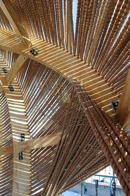 Bamboo Headboard Diy
