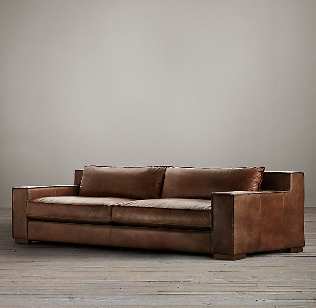 Capri Leather Sleeper Sofa | Best leather sofa, Leather sofa ...