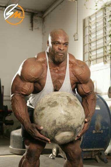 Maximum muscles