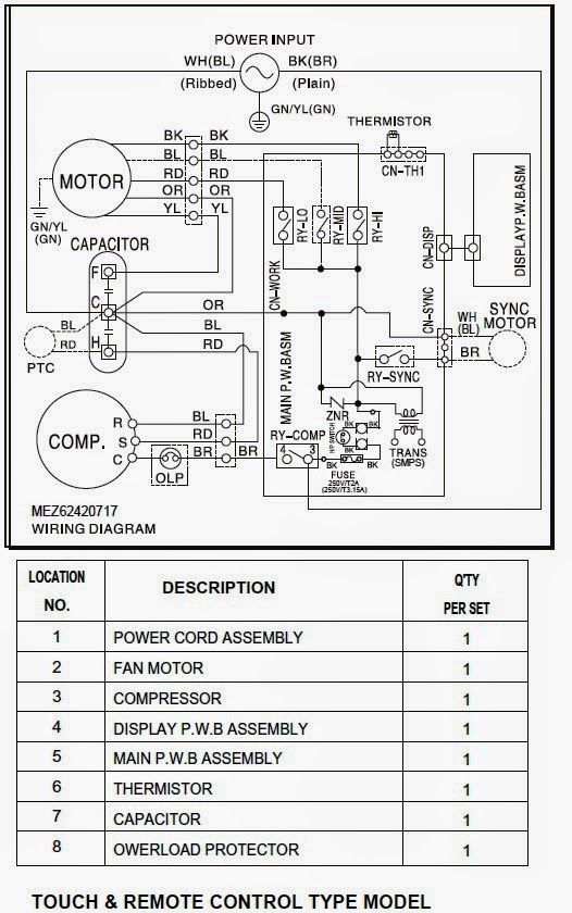 Electrical Wiring Diagrams For Air Conditioning Systems Part Two Electrical Knowho Air Conditioning System Air Conditioning System Design Electrical Wiring