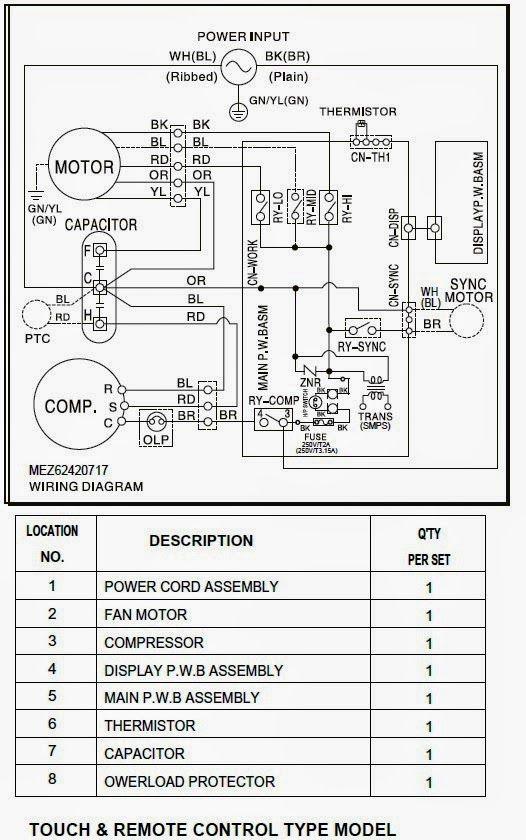 [SCHEMATICS_49CH]  Lg Split Ac Compressor Wiring Diagram | Lg Nsa30lacg Compressor Wiring Diagram |  | Wiring Diagram
