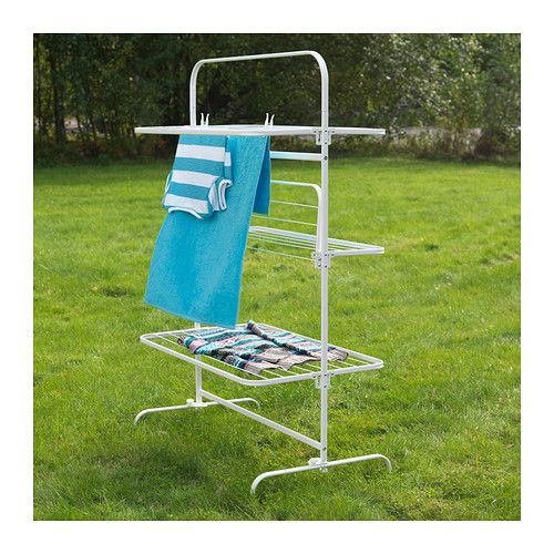 ikea mulig drying rack review