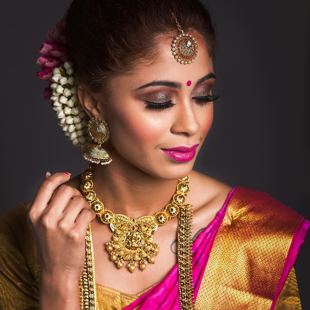Ashvini Portfolio shoot for Make Up Artist