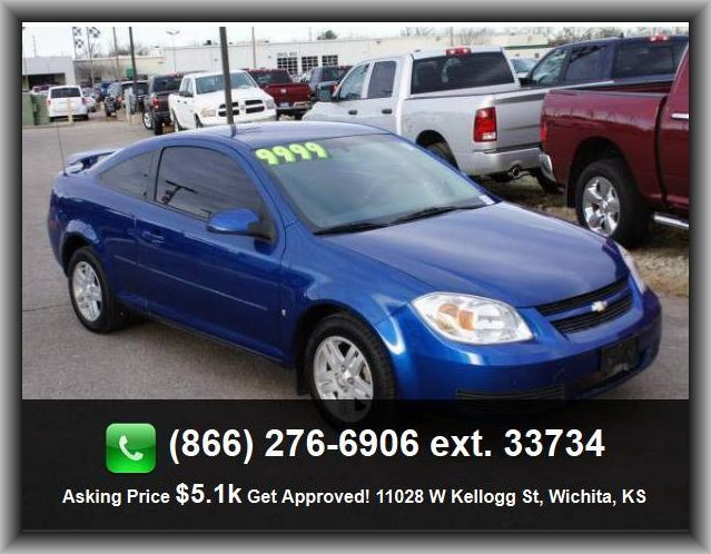 2006 Chevrolet Cobalt LT Coupe   Rear Hip Room: 46.1, Overall Height: 55.5, Bucket Front Seats, Floor Mats: Carpet Front And Rear, Plastic/Rubber Shift Knob Trim, Front And Rear Reading Lights,