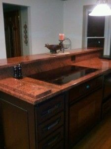 Pin by capitol granite on gorgeous kitchens pinterest for Muebles capitol