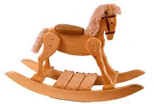 Wooden Rocking Horse Plans How To Make Woodprojects Rocking