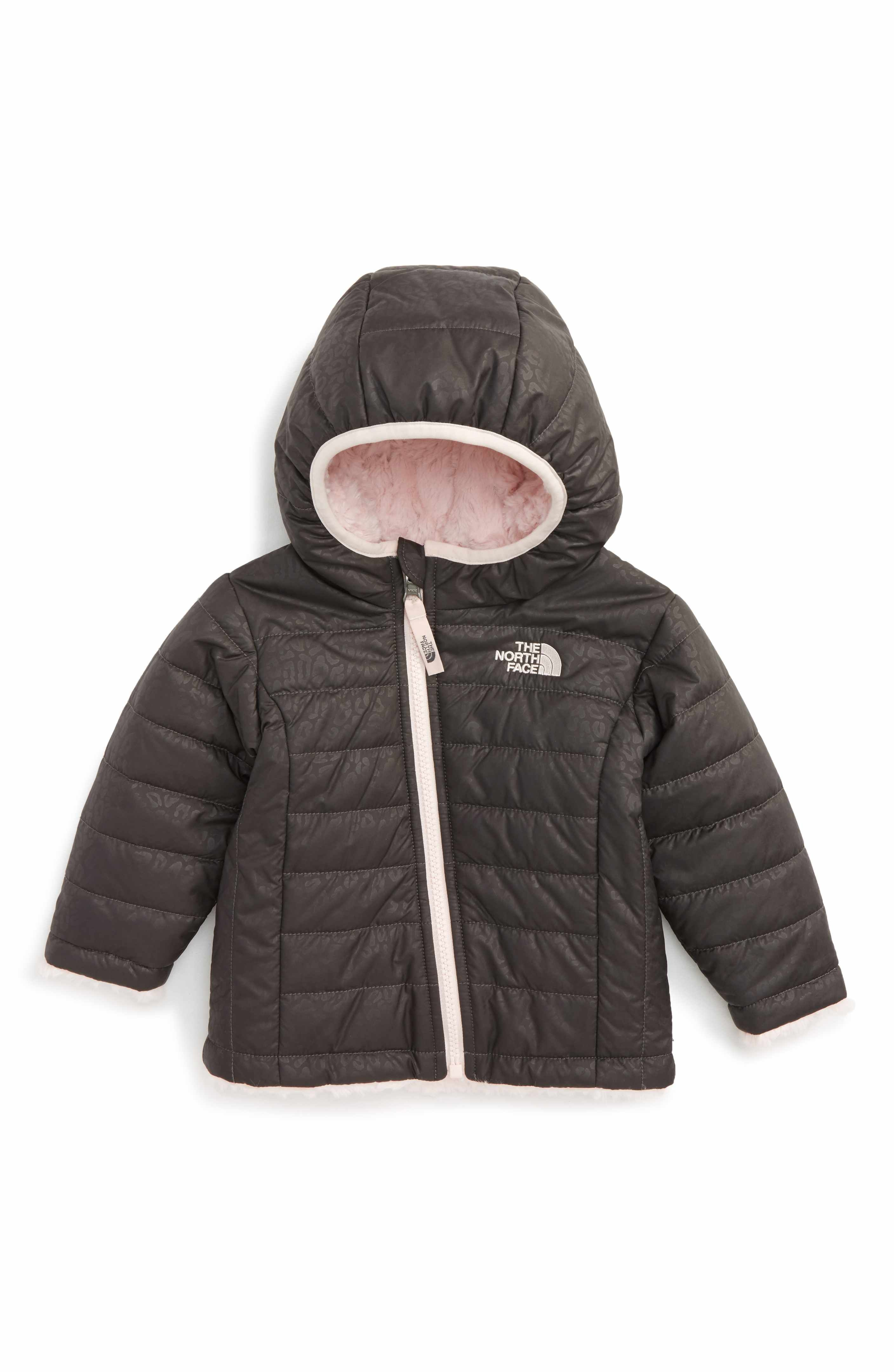 548341142e37 Main Image - The North Face Mossbud Swirl Reversible Water Repellent ...