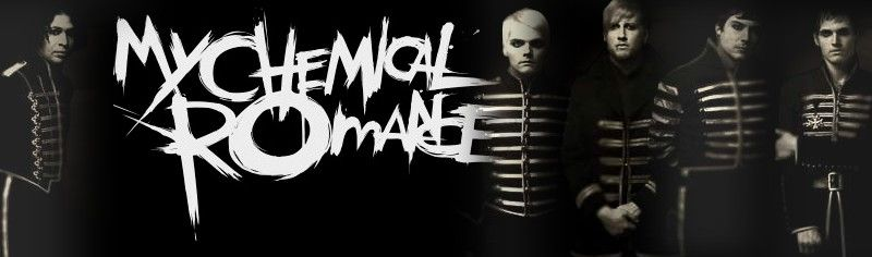 Image result for my chemical romance banner
