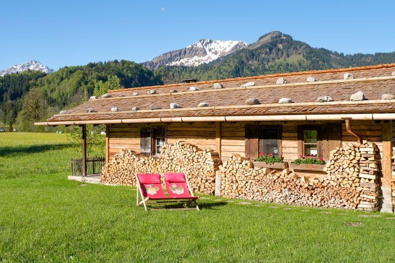 Ferienhaus in Oberstdorf im Allgäu Almrausch Ferien