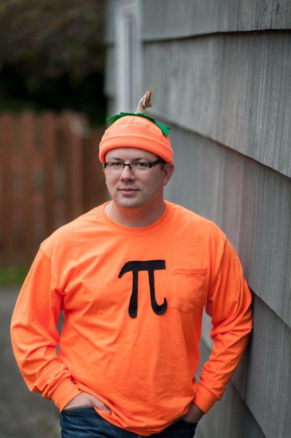 16 Easy, Peasy, Punny Halloween Costumes #funnyhalloweencostumes