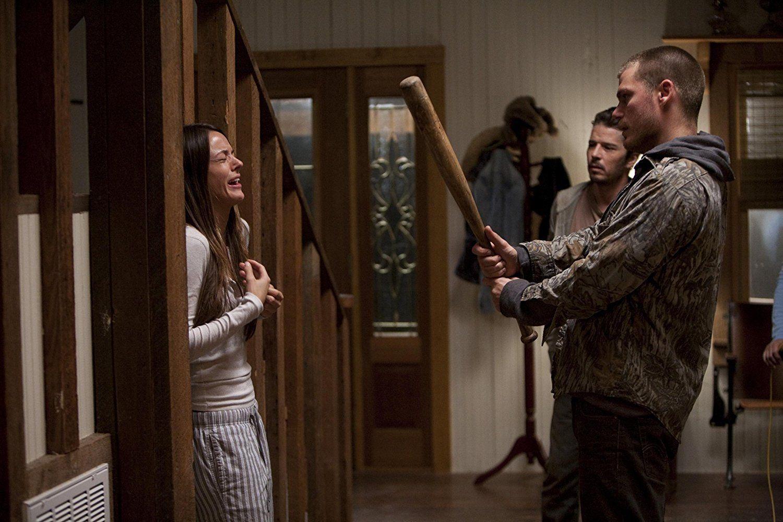 Jeff Branson Rodney Eastman And Sarah Butler In I Spit On Your Grave 2010 Vinganca Filmes Cacador De Monstros