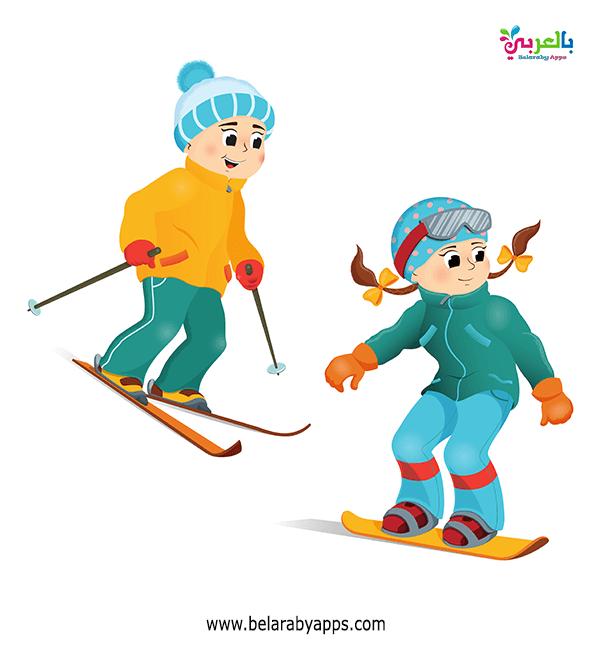 رسومات اطفال ملونة عن فصل الشتاء صور كرتون عن الشتاء للاطفال بالعربي نتعلم In 2021 Snowman Coloring Pages Cartoon Kids Cartoons Vector