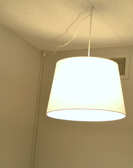 How To Hang A Swag Light Swag Light Kitchen Ceiling