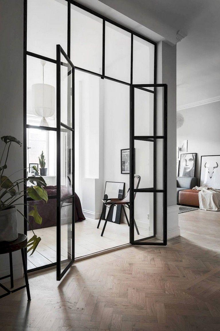 133 Amazing Modern Glass Wall Interior Design Ideas Minimalism Interior Interior Home