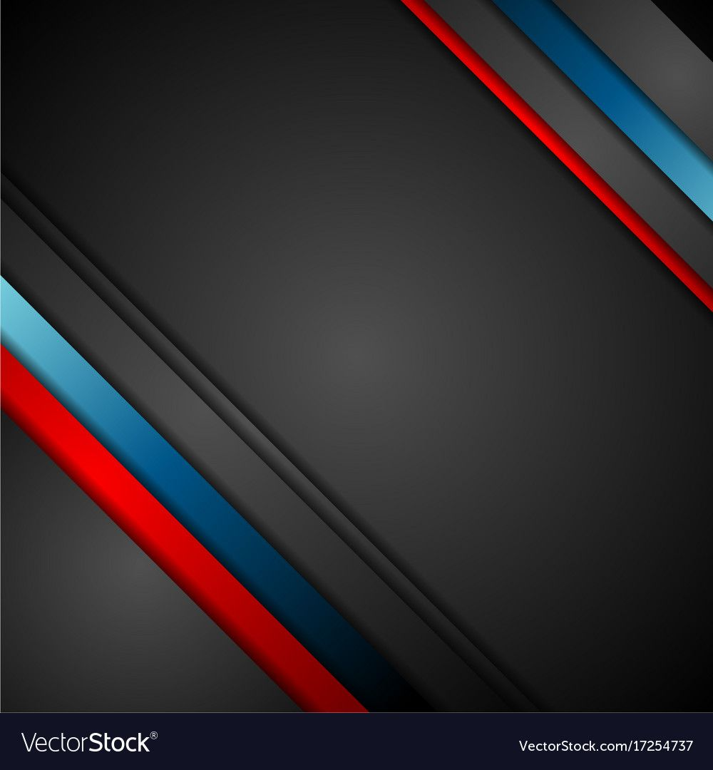 Black Background With Red And Blue Stripes Corporate Concept Vector Design Download A Free Preview Or High Q Cellphone Wallpaper Beautiful Backgrounds Vector