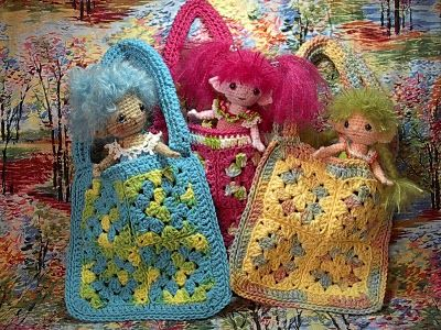 A baby doll sleepover.  Use this idea with dolls or stuffed animals.
