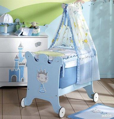 392aa9e2a Detalle cuna dormitorios para bebes - Buscar con Google