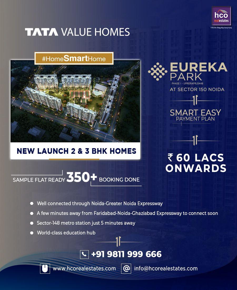 Tata Eureka Park Noida Eureka, Tata, Park
